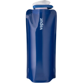 Vapur Solid Flex Bottle 700ml admiral blue